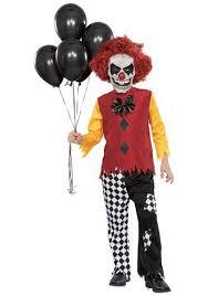 Halloween Costumes Boys Scary 25 Scary Clown Costume Ideas Clown Halloween
