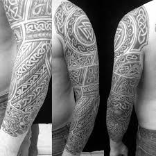 celtic sleeve designs ideas and meaning tattoos for you