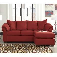 Leather Sofas On Finance Red Sectional Sofas You U0027ll Love Wayfair