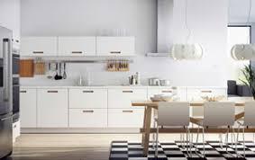 ikea cuisine blanche explorez les styles de cuisines ikea