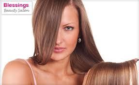 hair blessing rebond review blessings beauty salon deals in viman nagar pune reviews best