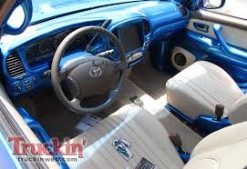 nissan tundra custom 2010 relaxin u0027 in socal truck show web exclusive photos truckin