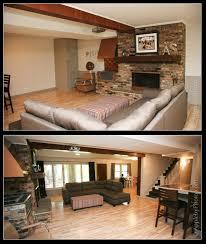 basement renovations before u0026 after appleby photography