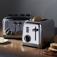Under Counter Toaster Cuisinart Classic Toasters Crate And Barrel
