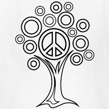 coloring t shirts peace tree coloring t shirt t shirt