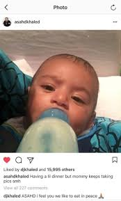 Having A Baby Meme - dj khaled s love of his son asahd is a meme now