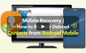mobile recovery recover deleted contacts from android