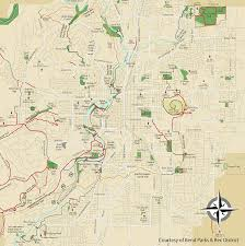 Bend Oregon Map Bend Parks Cultured For Success U2013 Romtec Inc