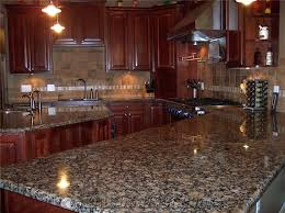 What Backsplash Goes With Baltic Brown Baltic Brown Granite - Baltic brown backsplash