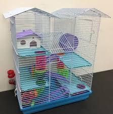 Hamster Cages Petsmart Large Hamster Cage For My Grandchild Hershey Lol Finally Got