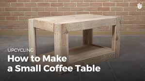 how to make a small table how to make an end table elegant storage ottoman with removable