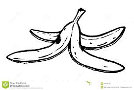 14 images of peeled banana coloring page banana coloring page