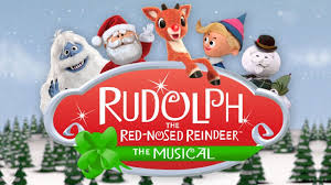 rudolph red nosed reindeer tobin center performing