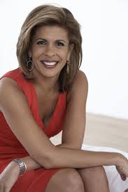 what does hoda kotb use on her hair first arab american hoda kotb to replace matt lauer as today
