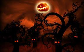 spooky halloween background free halloween powerpoint template virtren com