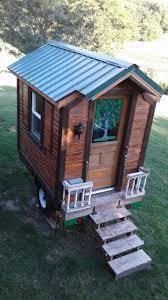 Microhouse Mike S Diy Hand Built Micro House In Iowa