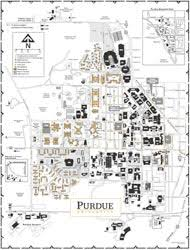 purdue map maps contacts and info purdue cus map resources