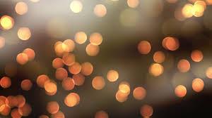 lights background blurred bokeh yellow orange no copyright