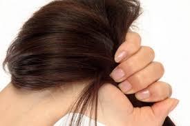 Frisuren Lange Haare Zusammengebunden by Pferdeschwanz Frisur Für Lange Haare Bei Der Diese Zu Einem