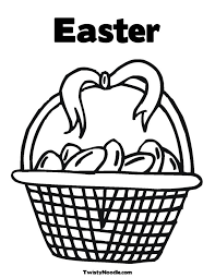 ractedave printable easter eggs coloring pages