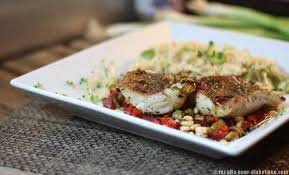 cuisiner la vieille poisson vieille grillé à la provençale