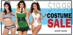 Halloween Costumes Sale 3wishes Announces Discounts Halloween Costumes
