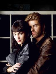 Tania Coleridge from the Father Figure video with George Michael