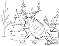 pin marjolaine grange la reine des neiges
