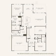 Westfield Garden City Floor Plan by Belfort At Lantern Park In Westfield Indiana Pulte