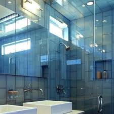 glass tile bathroom ideas 30 great bathroom glass tile photos and pictures