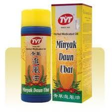 Minyak Axe tyt minyak daun ubat 100ml best buy