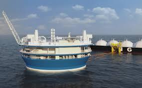 floating storage unit turns into self propelled barge world
