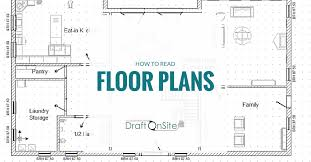 read the plan how to read your vancouver floor plans draft on site services inc