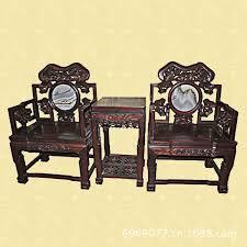 classic wood furniture laos rosewood mahogany armchair ganoderma