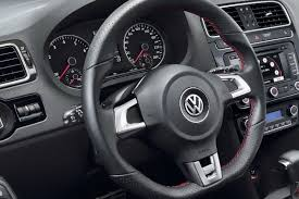 polo volkswagen black new volkswagen polo gti pocket rocket with 180hp 1 4 liter tsi