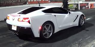 2014 corvette stingray performance stock 2014 chevrolet corvette c7 stingray 1 4 mile trap speeds 0