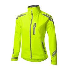 bicycle jackets for ladies altura womens nightvision evo 360 waterproof jacket amazon co uk