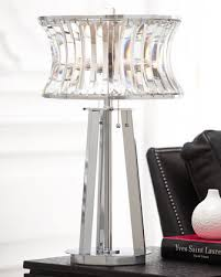 Waterford Table Lamps Crystal Table Lamp Shades Roselawnlutheran