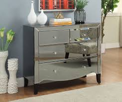 Smoked Mirrored Bedroom Furniture Mirrored Dresser U0026 Dressing Table Online