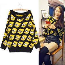 bart sweater sweater free ship from breakfast apparel on storenvy