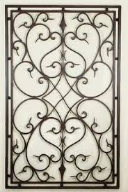 wrought iron trellis pretty metal support for vines and