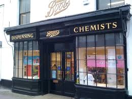 boots shop historic boots chemists restored shop front osborne signs