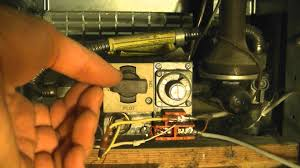 motor rated switch with pilot light how to light the pilot light on a gas heater youtube