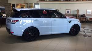2017 Range Rover Sport Autobiography Youtube
