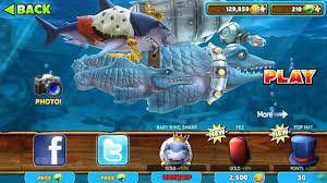 hungry shark evolution watch king baby shark new epic update new