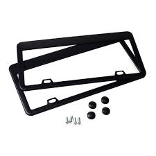 lexus f sport black steel license frame compare prices on car registration plates online shopping buy low
