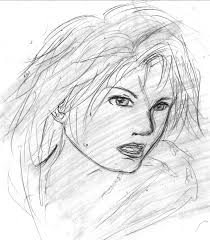 super rough sketch squall face by wolfinthestorm on deviantart