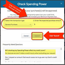 How To Check If You by How To Check If You Can Spend Above Your Credit Limit With Your
