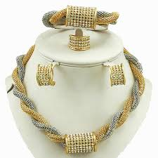 african women necklace images Buy bridal jewelry sets gold color best quality jpg