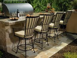 Patio Bar Chairs Realizing Why Patio Bar Stools Are Awesome Patio Furniture Patio